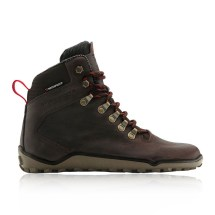 Brown Leather Hiking Boots Women