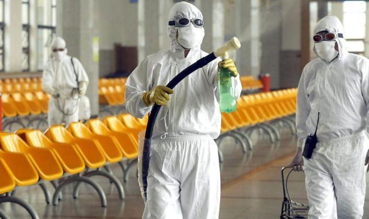 Coronavirus vs Ebola: How the deadly disease compares to Ebola and ...