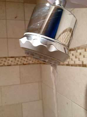 repair a leaky shower faucet valve