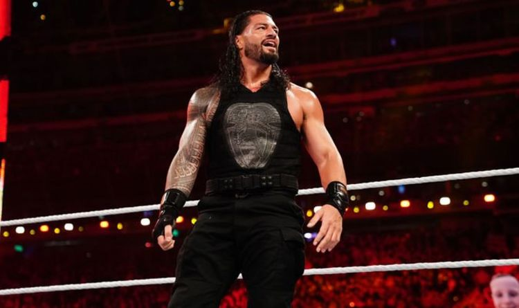 roman reigns linked with