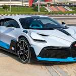 First 2021 Bugatti Divo Delivered In Qatar