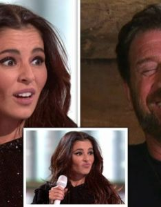 Cheryl loses out to     celebrity star nick knowles as he overtakes her in charts news showbiz tv express also rh