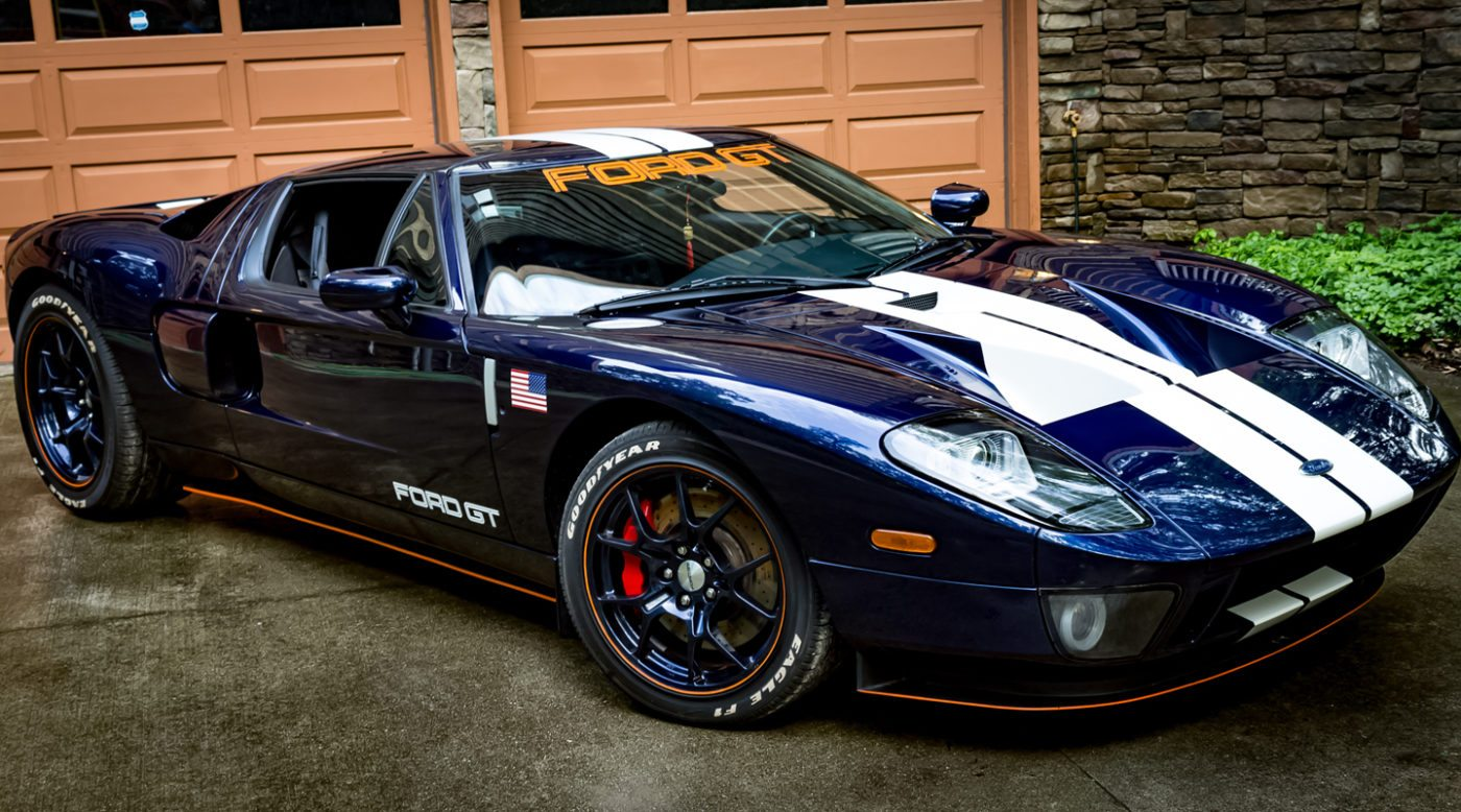 ford gt specs prices