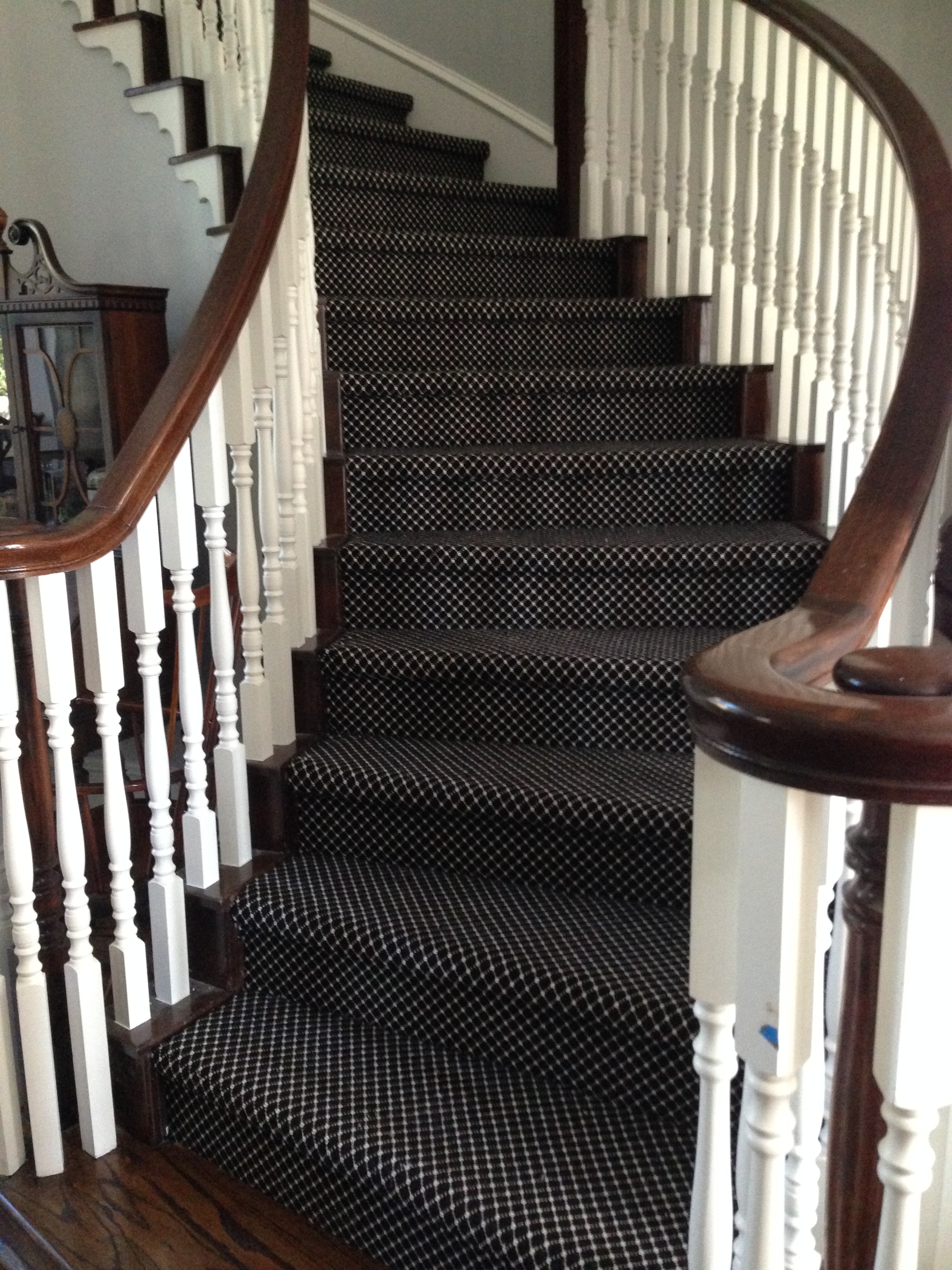 Should I Carpet My Stairs With The Same Carpet I Use Upstairs | Best Kind Of Carpet For Stairs | Rug | Hardwood | Stair Runners | Hallway | Berber Carpet