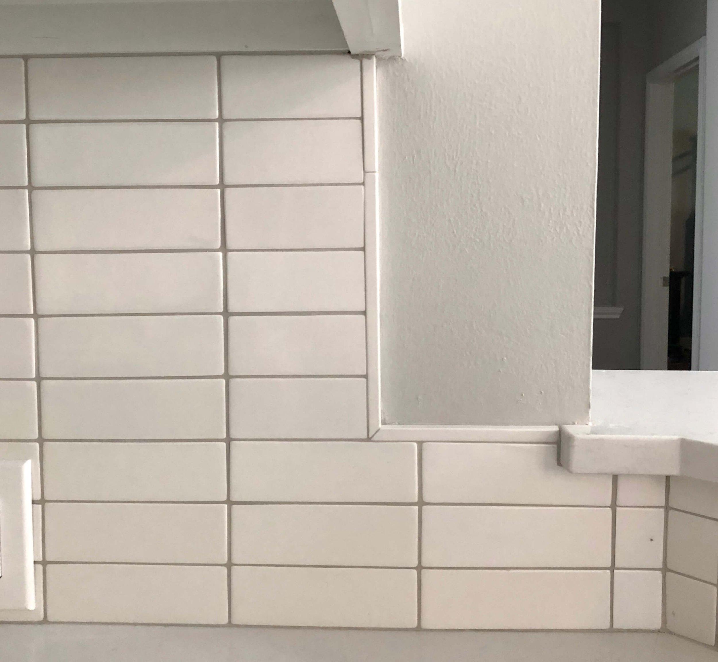 kitchen tile backsplash how to