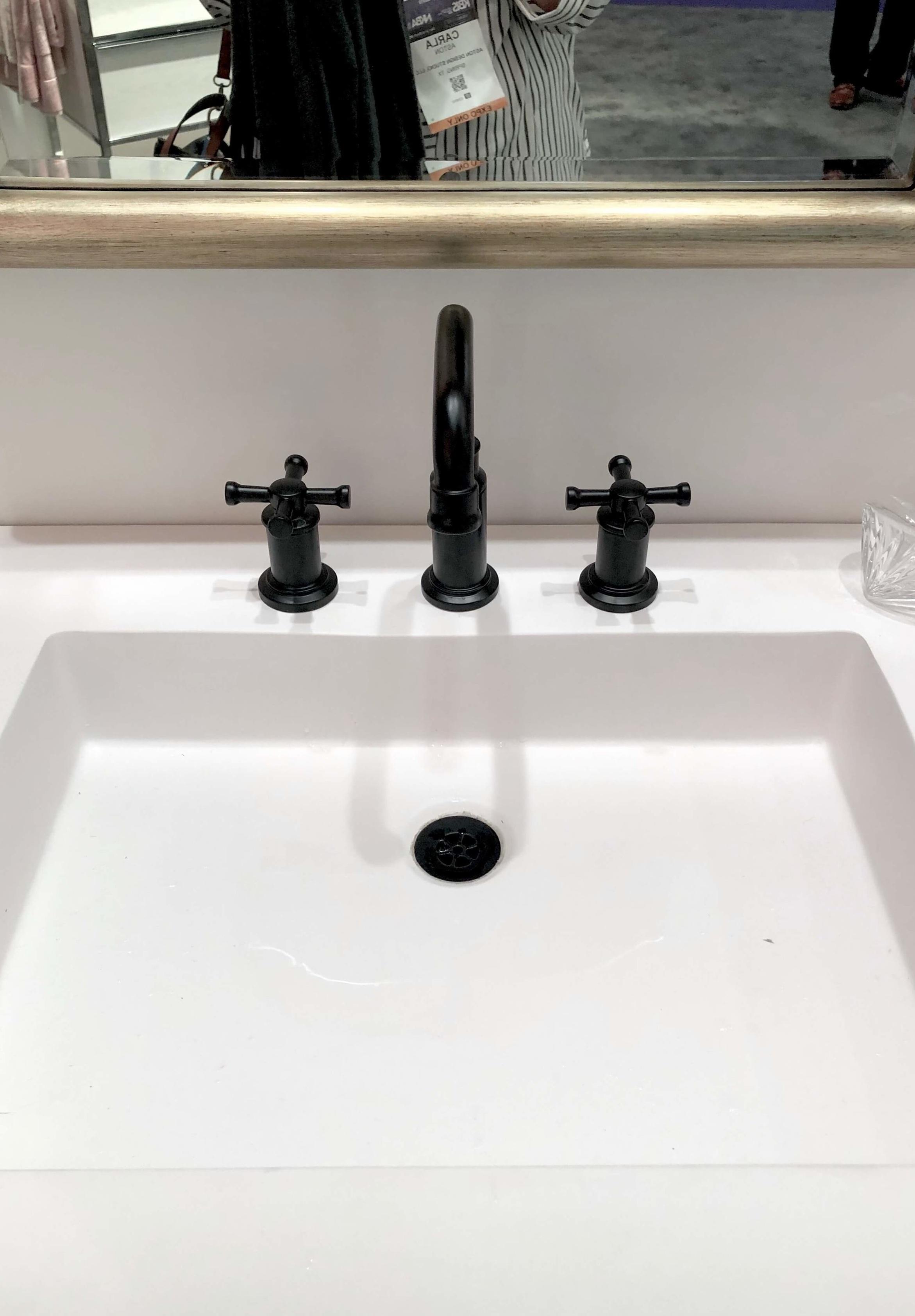 black bathroom faucets fixtures