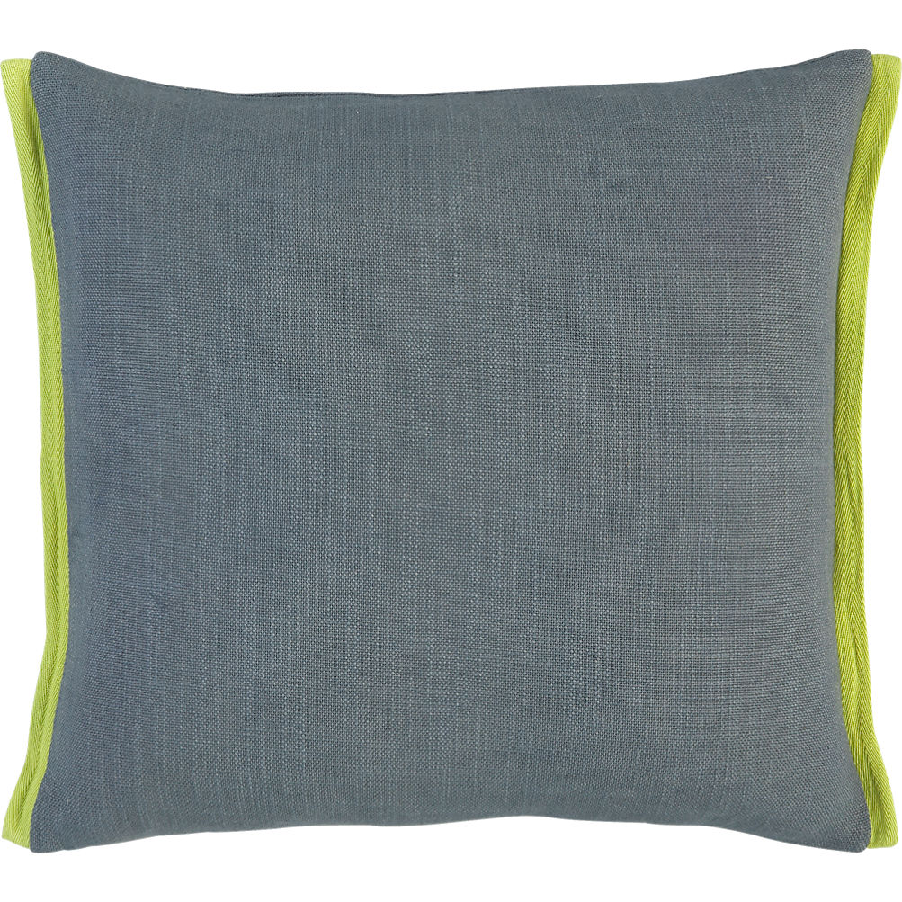 grey chartreuse throw pillow engineered tooling company