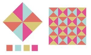 geometric shapes patterns easy creating pathfinder adobe illustrator tip tool
