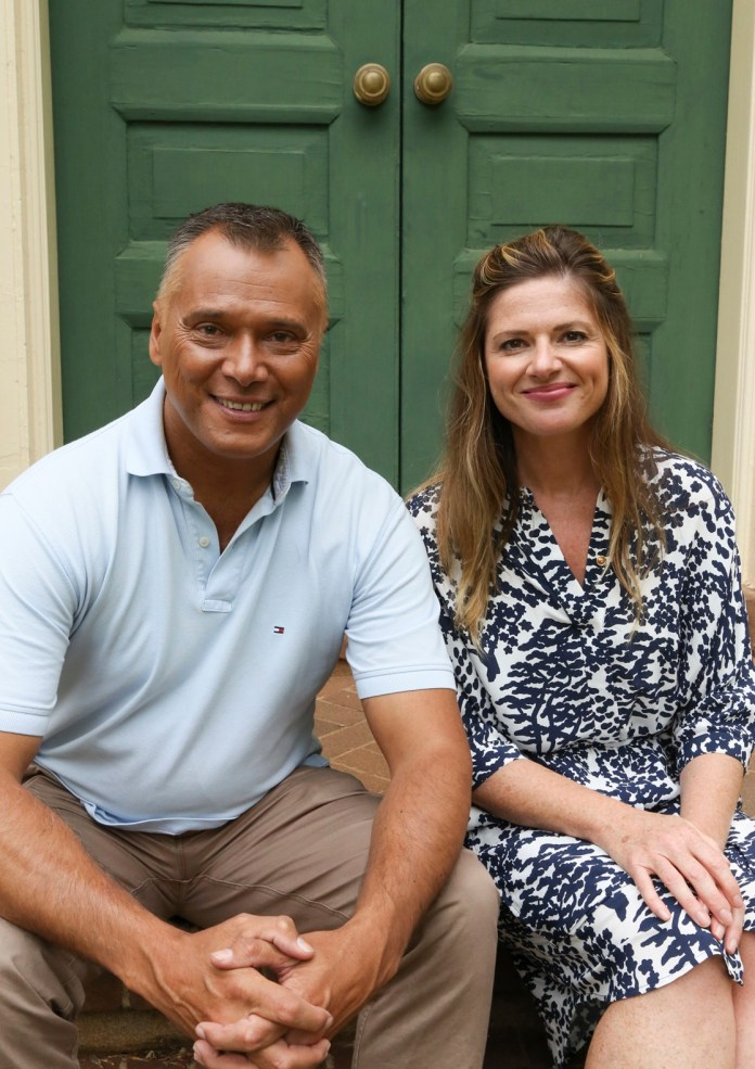 Stan Grant on Home Delivery  image - supplied/ABCTV