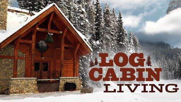 Log Cabin Living  Source: Great American Country
