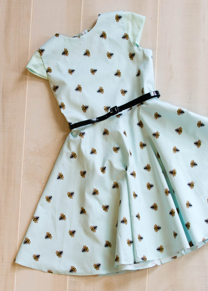 Diy Frock Stitching : frock, stitching, Sleeve, Dress!, {free, Sewing, Tutorial}, SewCanShe, Patterns, Tutorials