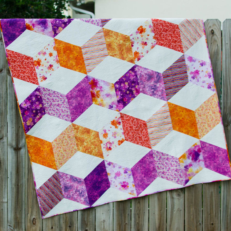 11 modern quilt patterns for you to sew