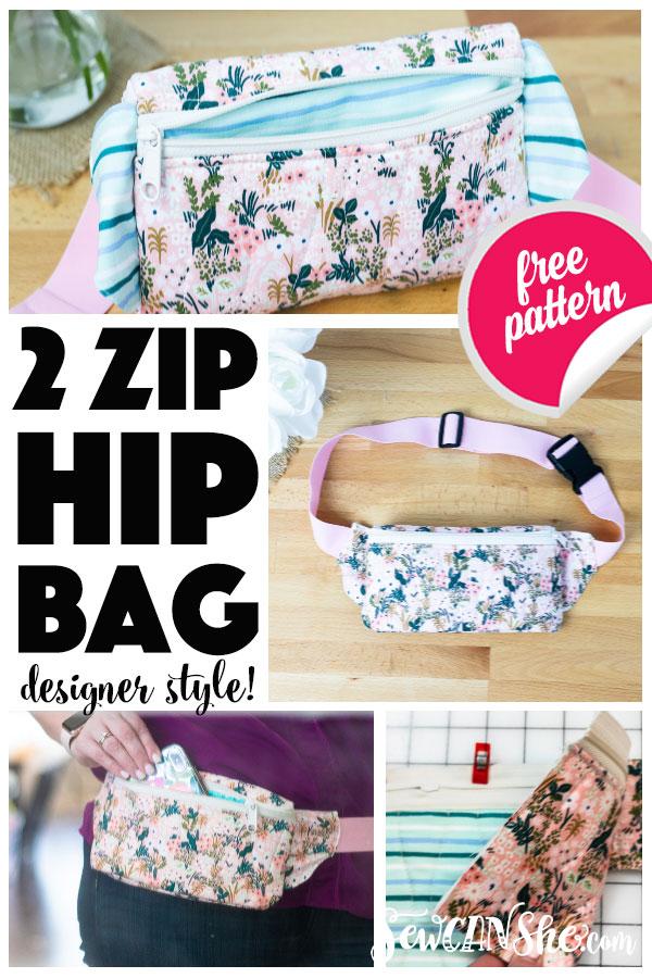 Fanny pack pattern pdf | Etsy