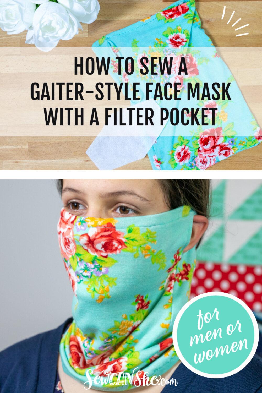 Germ Free Mask Pattern Pdf : pattern, Fabric, Patterns, SewCanShe, Sewing, Tutorials