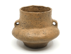 Lusatian ceramic vase from the late Bronze Age dated 900-700 BC [Source:  Sands of Time Ancient Art ]