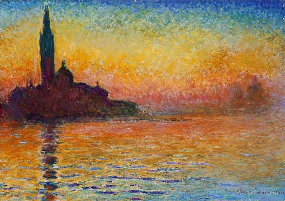 SPOILER: Monet was not a photographer.