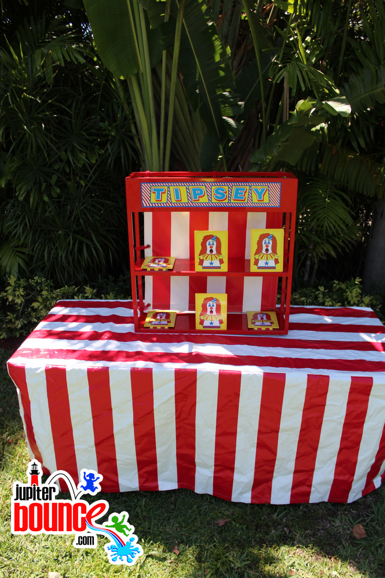 carnival games for rental