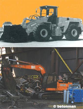 Les Plus Gros Engins De Chantier : engins, chantier