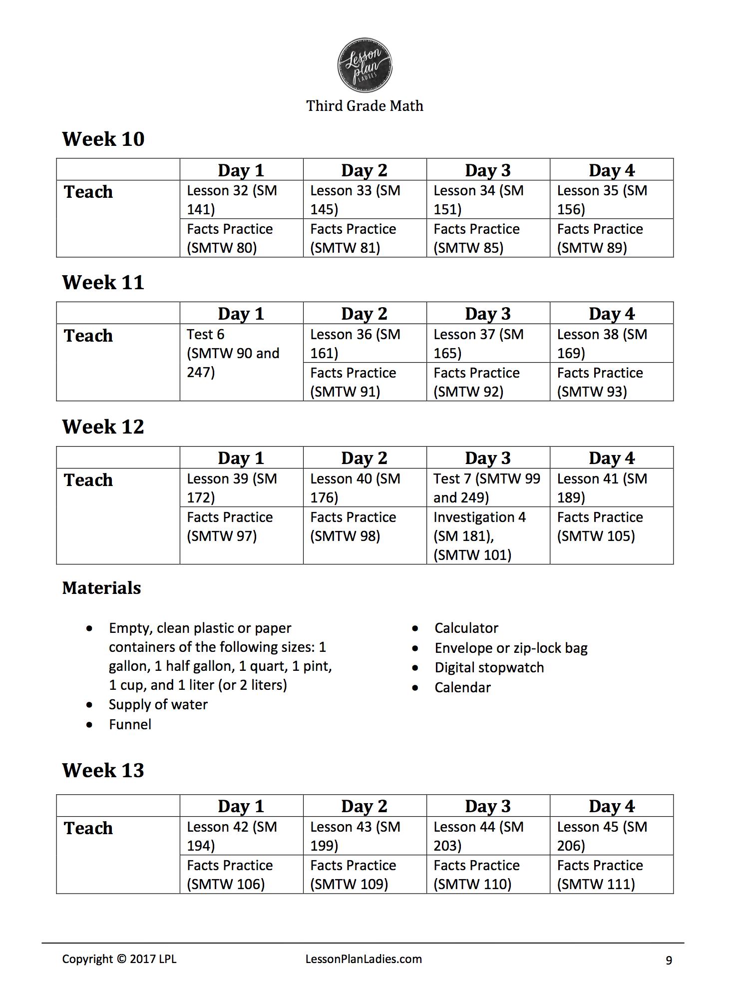 Lesson Plan Ladies [ 1338 x 1000 Pixel ]