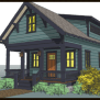 A New England Quercus The Small House Catalog