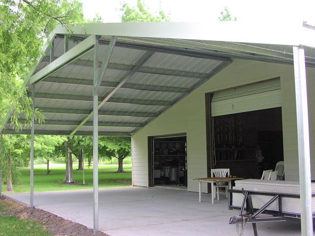 carports patios and custom work