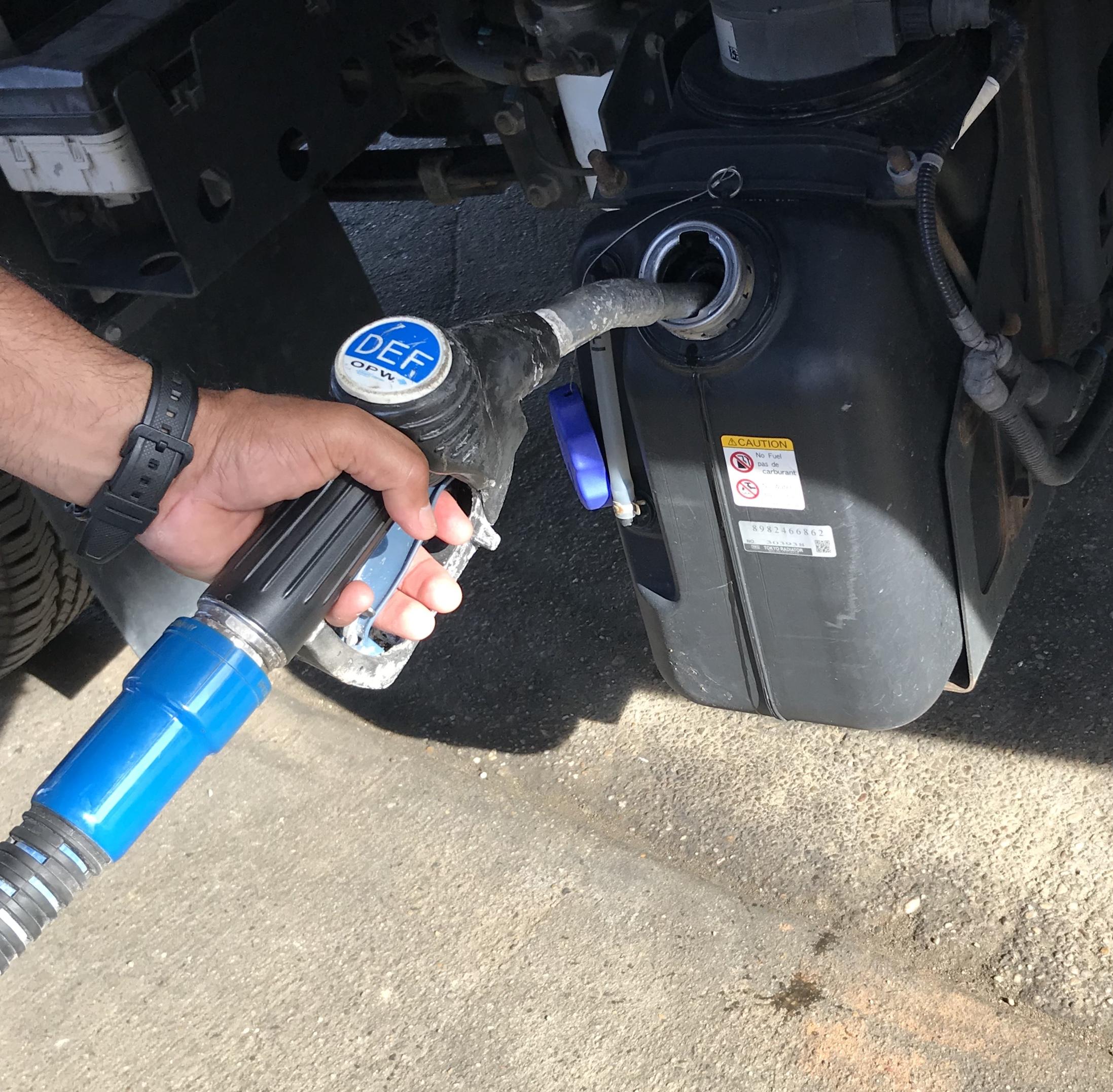 diesel exhaust fluid def for diesel