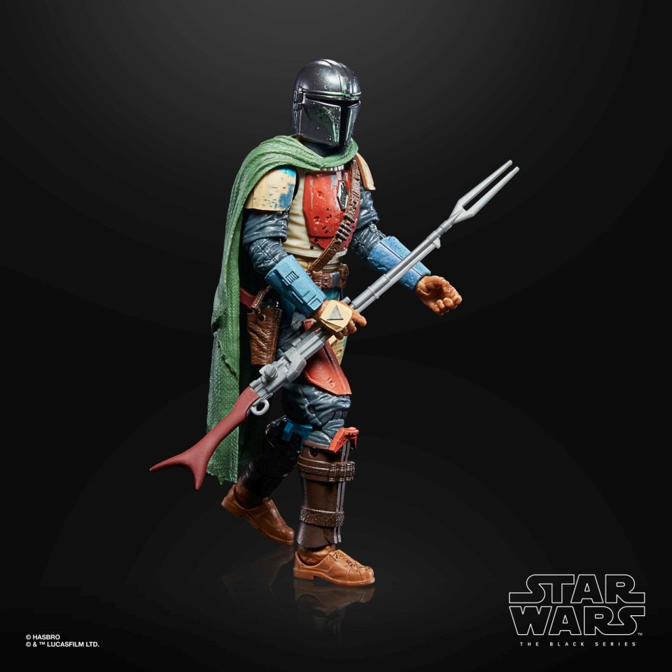 STAR WARS THE BLACK SERIES CREDIT COLLECTION 6-INCH THE MANDALORIAN Figure - oop 6.jpg