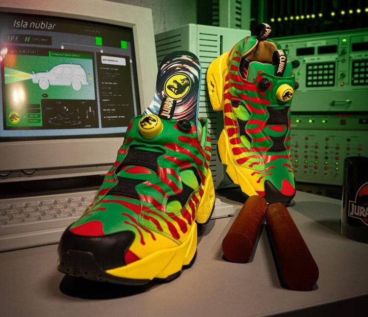 Reebok Reveals Cool Line of JURASSIC PARK Inspired Sneakers4.jpeg