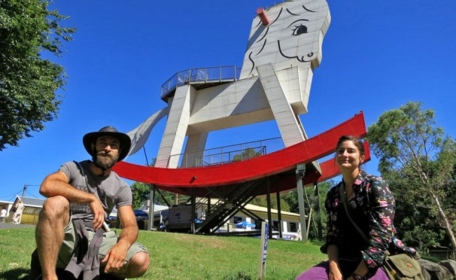 The Big Rocking Horse The Toy Factory