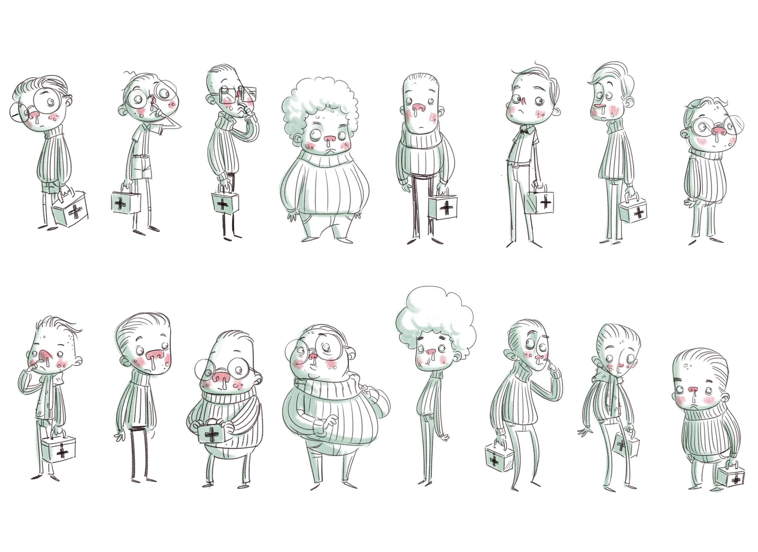 character design the art