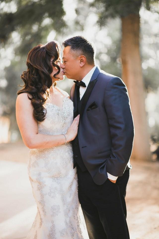 bridal hair — the posh parlour