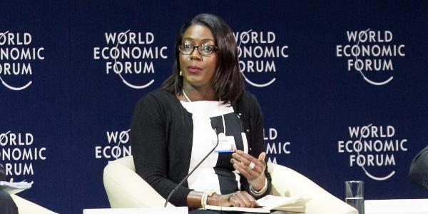 Monica Musonda , founder and CEO of  Java Foods  (Zambia)
