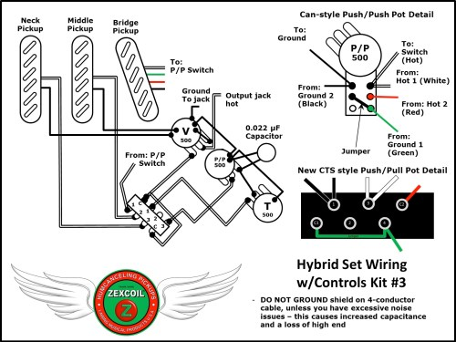 lawing musical products — zexcoil guitar pickups wiring diagrams