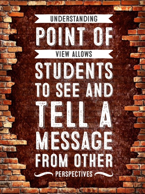 small resolution of Point of view: A guide for students and teachers — Literacy Ideas