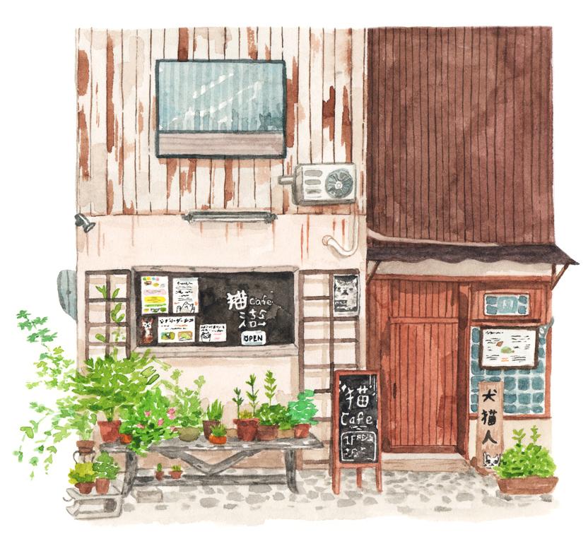 Justine Wong Toronto Freelance Illustrator