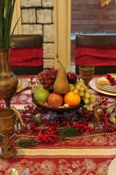 Medieval Banquet Dinner Party with Menu Recipes & Games Chic Party Ideas