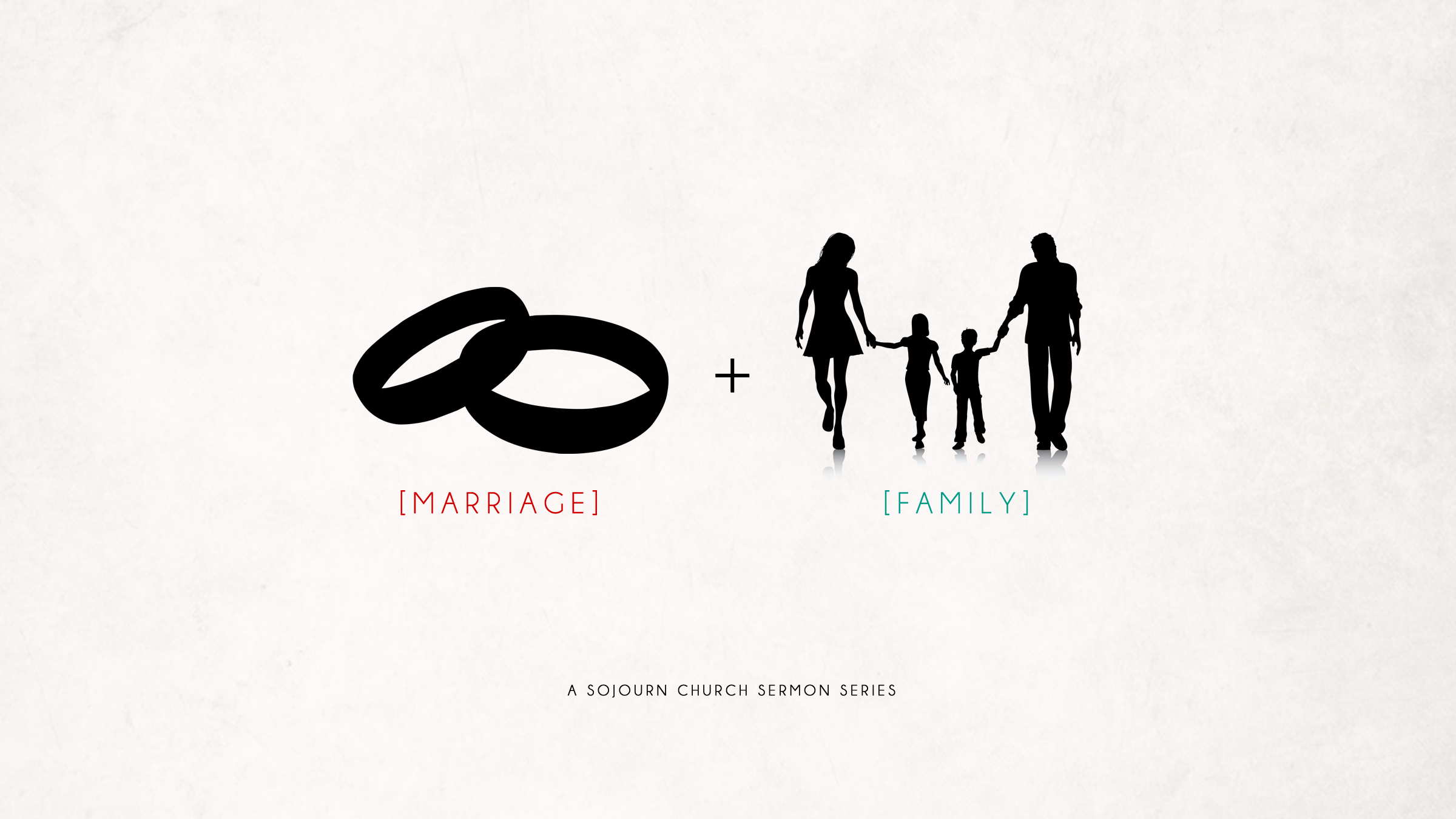 Marriage and Family Sermon Series — Sojourn Church