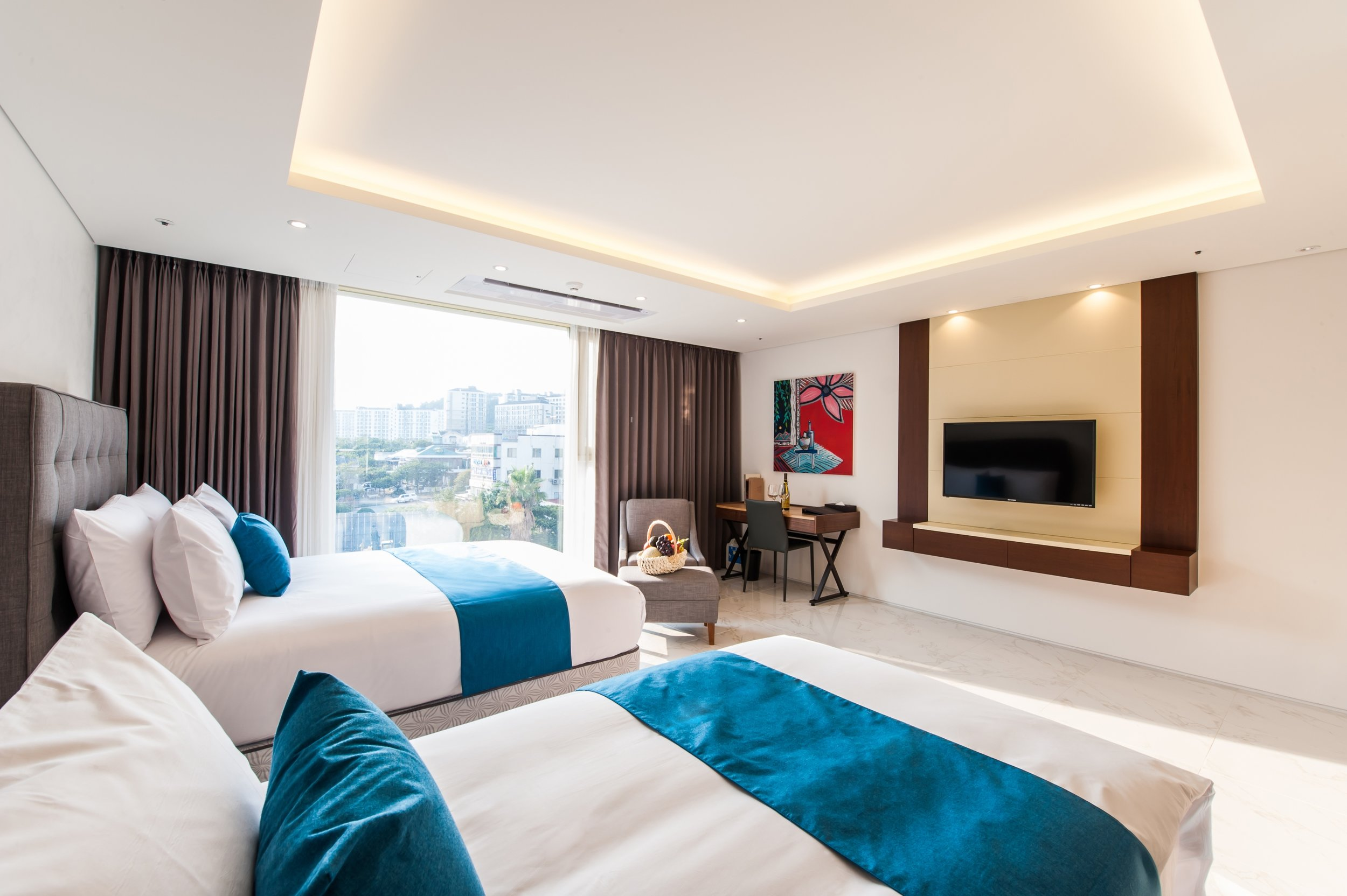 Wyndham Hotel Group Opens Two New Hotels In Jeju South