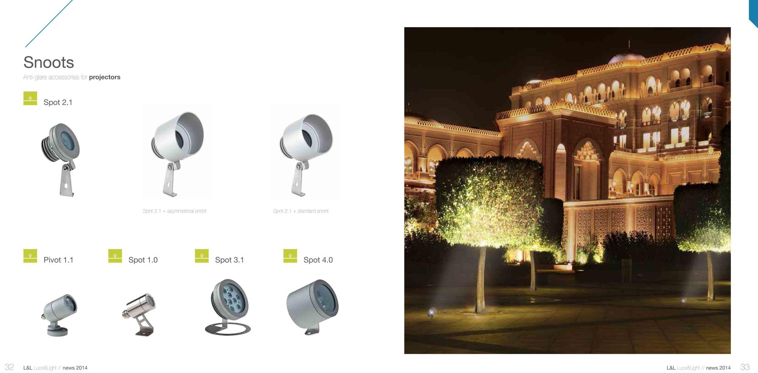 landscape garden lighting design
