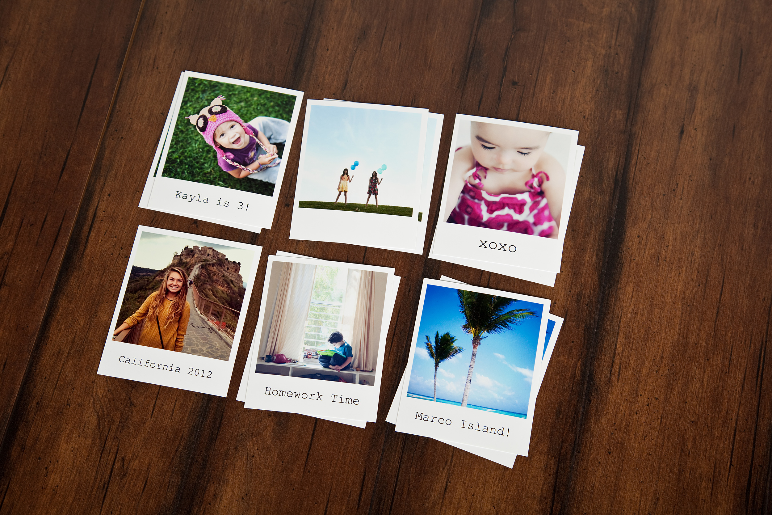 family photo printing color