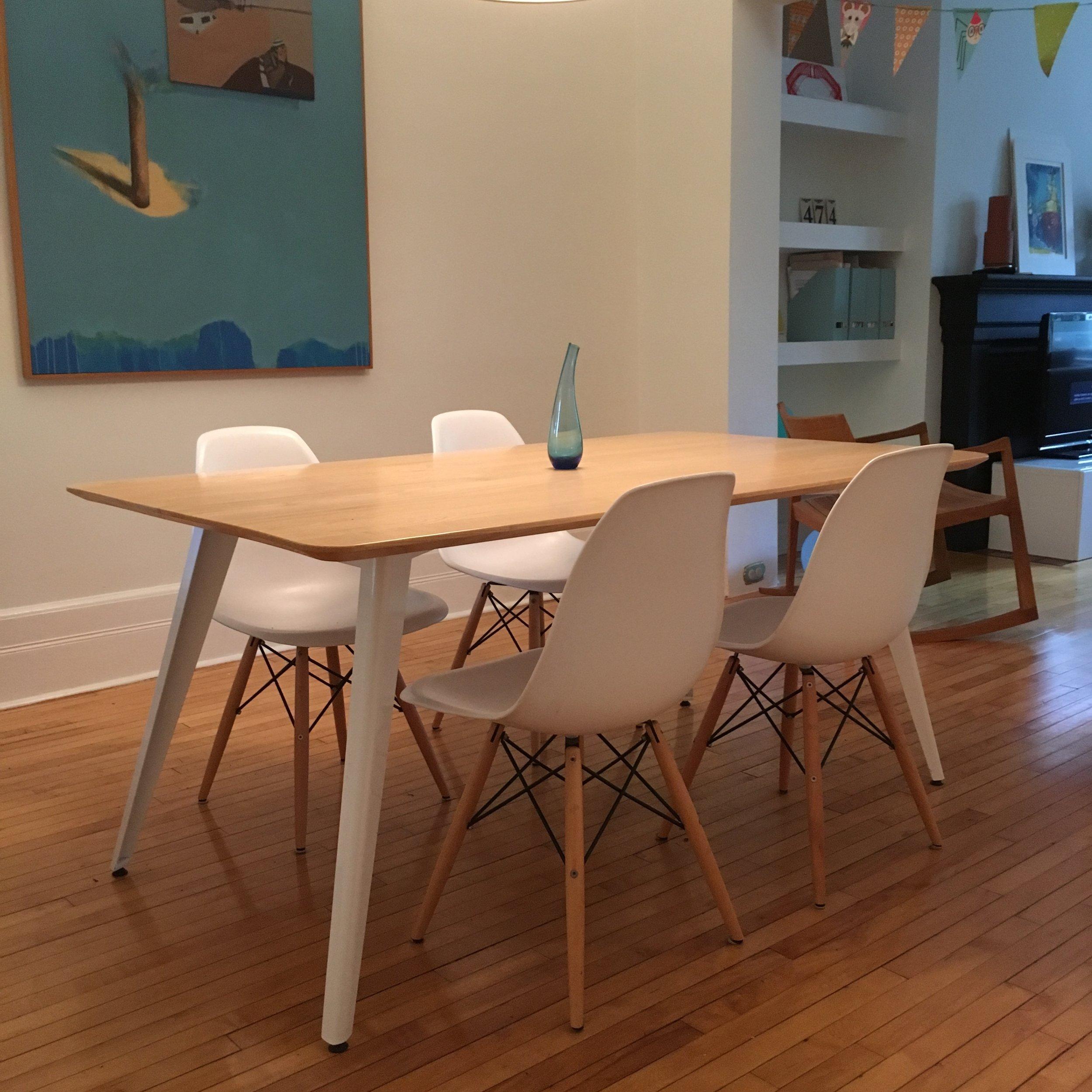 table fly 6 coop etabli