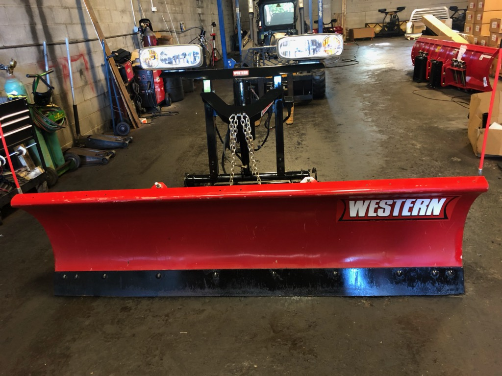 medium resolution of used 7 1 2 western midweight 3500 installed