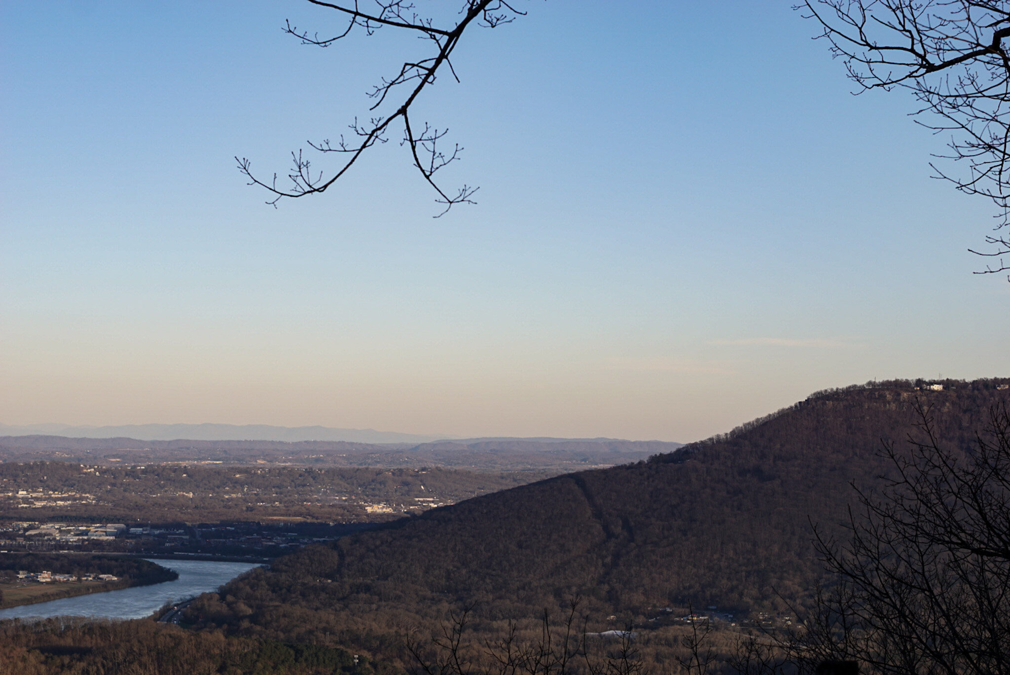 Visitor center hours—daily from 9 a.m. Raccoon Mountain Sorba Chattanooga