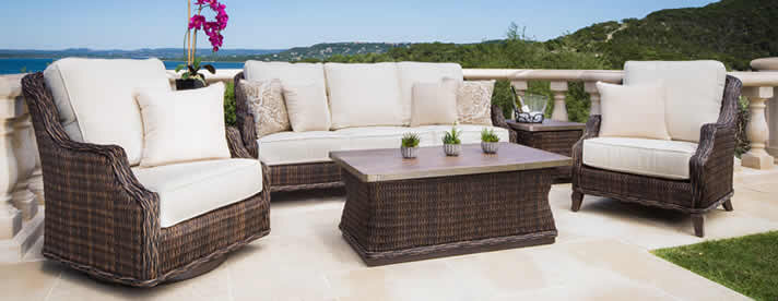 monticello outdoor furniture collection