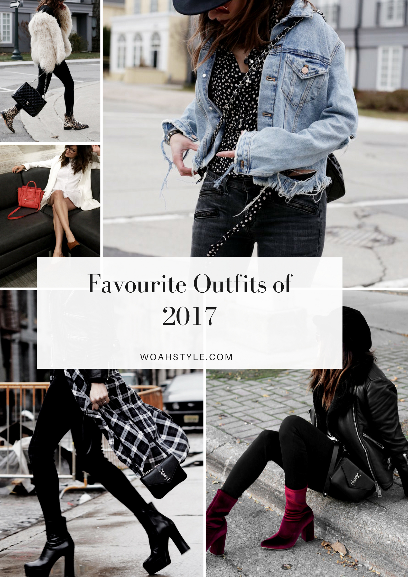 favourite outfits of 2017