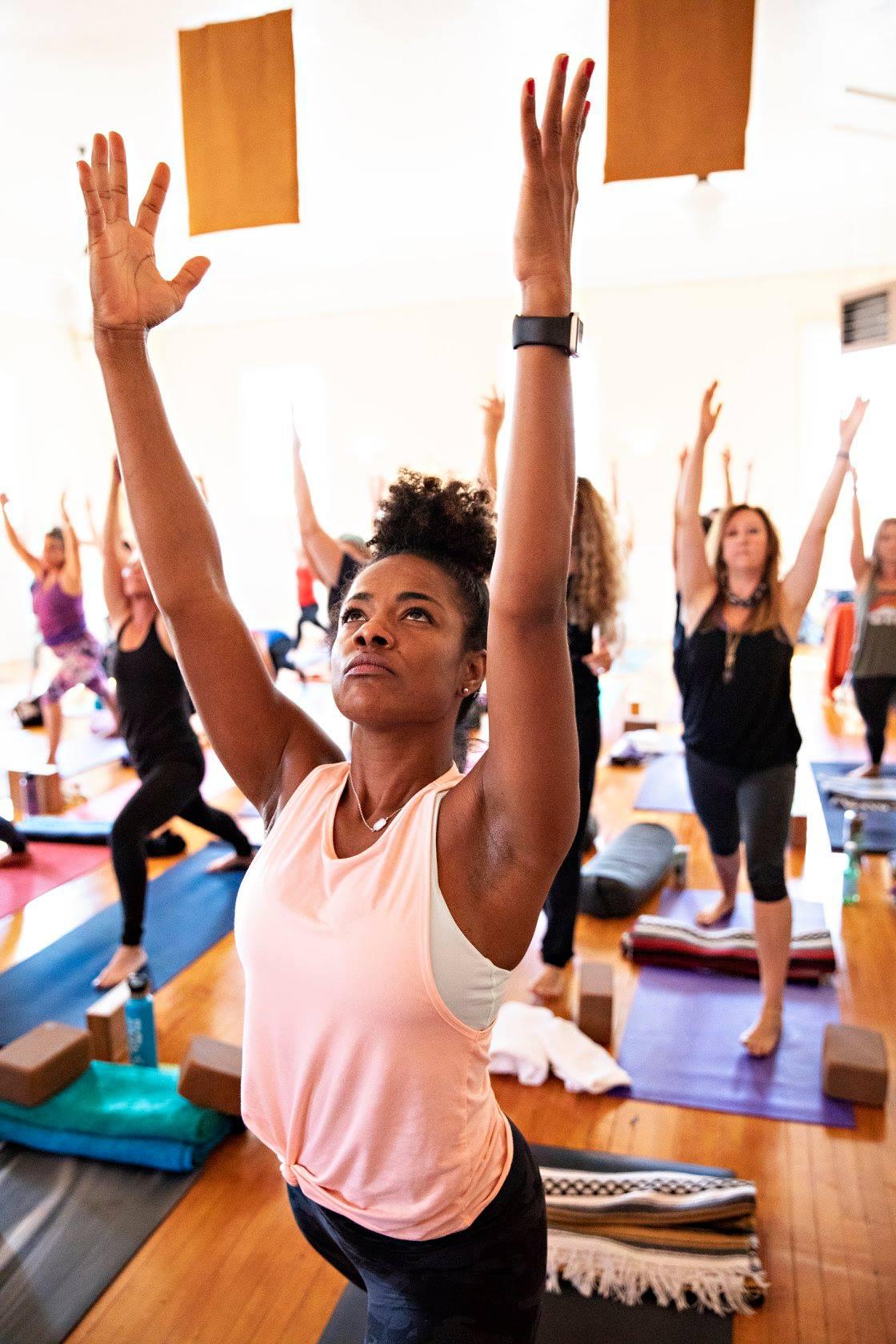 Grow Yoga Nj : World
