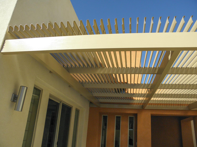 equinox louvered roof gallery custom