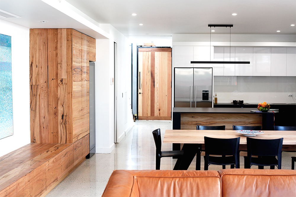 South Melbourne Project Custom Timber Cabinets And Joinery
