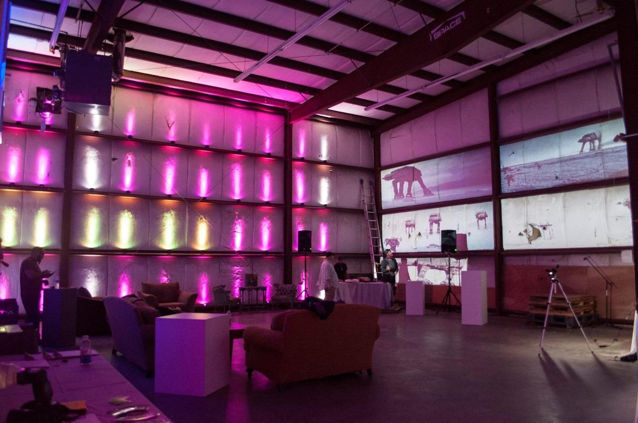 retonica event lighting