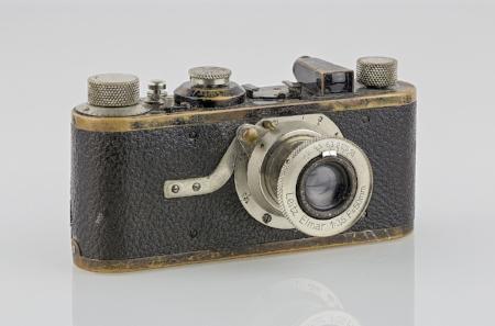 kamera Leica sejarah fotografi